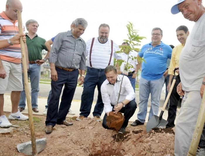 Prefeito participará do plantio de mudas no Sítio do Morro, na Serra do Japi