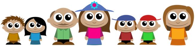 Personagens family [feito]