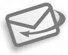 Símbolo e-mail, Ícone mail simb