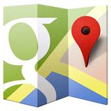 Emblema Google Maps