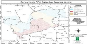 Zoneamento APA Cabreúva Cajamar Jundiaí