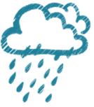 Meteorológicos 02-drizzle-rain-icon azul ef. desenho