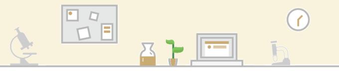 Figura Ícones Pesquisa Laboratório [v]