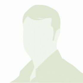 silhueta masculina verde
