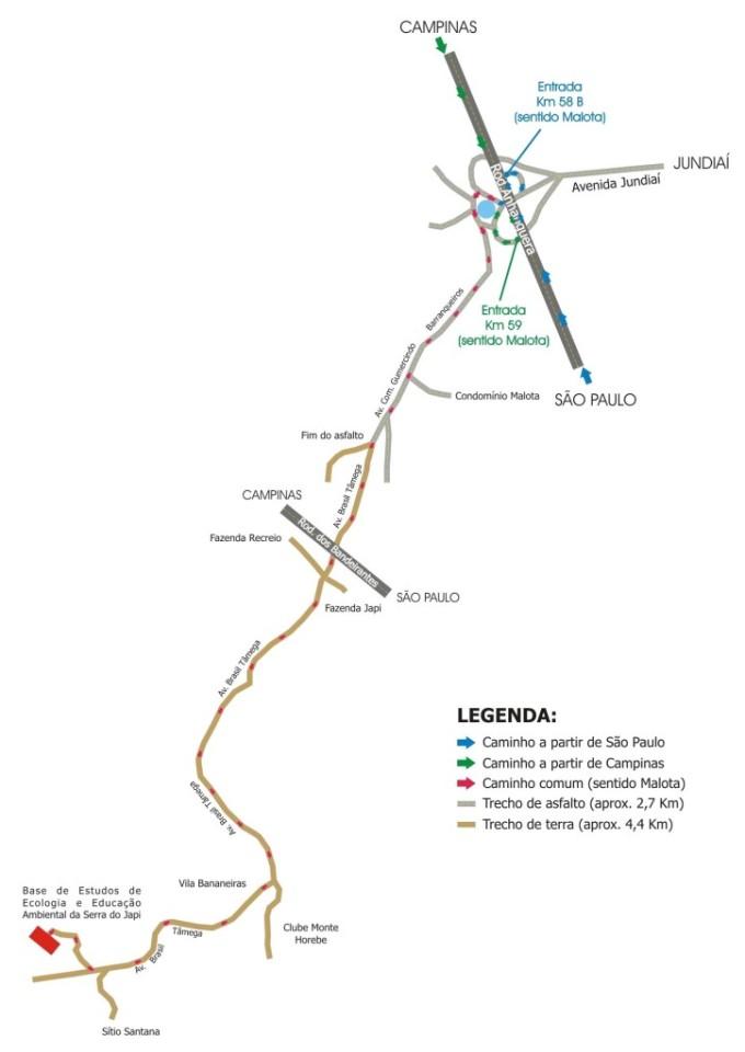 Mapa-SJapi-BaseEco-Acesso