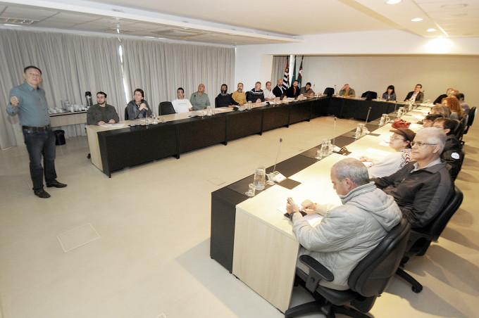 Prefeito mostrou ações da Prefeitura nos últimos anos.