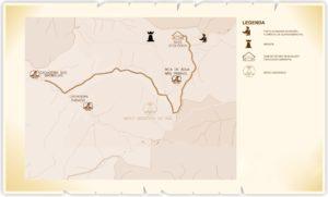 SJapi ReBio Circuito Bromélias Mapa
