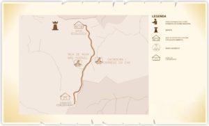 SJapi ReBio Circuito Conserveiro Mapa