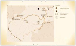 SJapi ReBio Circuito Jabuticabeiras Mapa