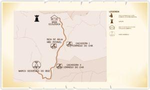 SJapi ReBio Circuito Marco-Geodésico Mapa
