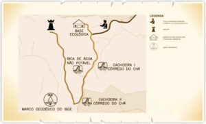 SJapi ReBio Circuito Mirante Mapa