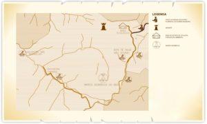 SJapi ReBio Circuito Paraíso Mapa